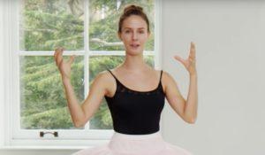 Glamour – Ballerina